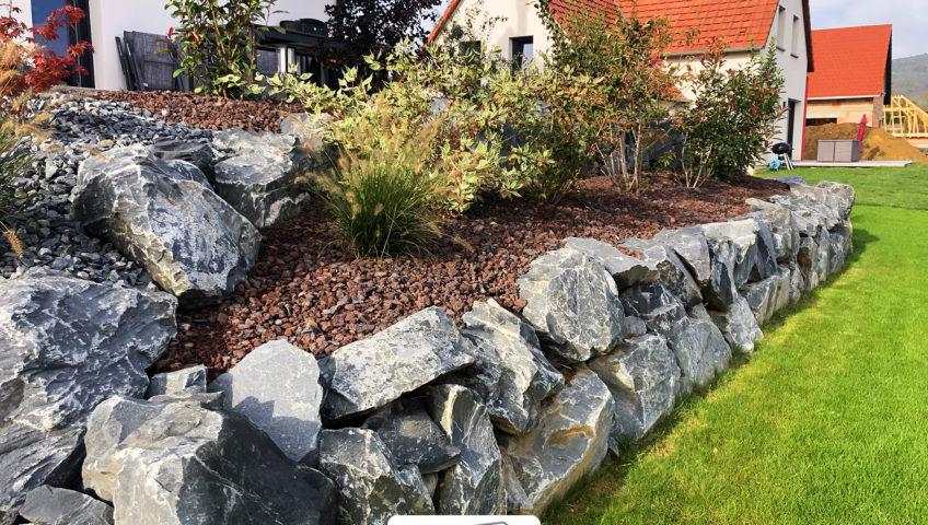 heiby aménagement extérieur alsace beinheim chantier plantation arbre terrasse pavé construction soultz sous forets