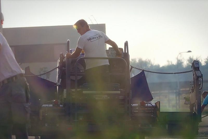 TechnicitéHeiby Wissembourg Haguenau Soultz sous forets - aménagements extérieurs pavage enrobé plantation paysagiste & Réactivité